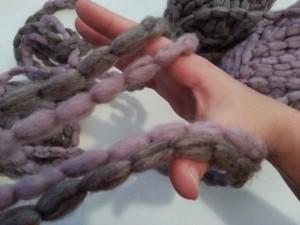 Étape 2 : saisir laine