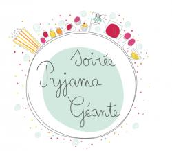 Logo soirée pyjama