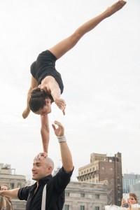 rooftop auberge acrobates