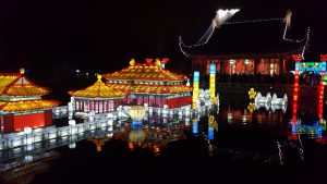 jardins de lumière palais