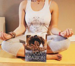une chic geek yoga livre annie langlois