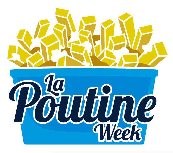 Poutine Week Logo