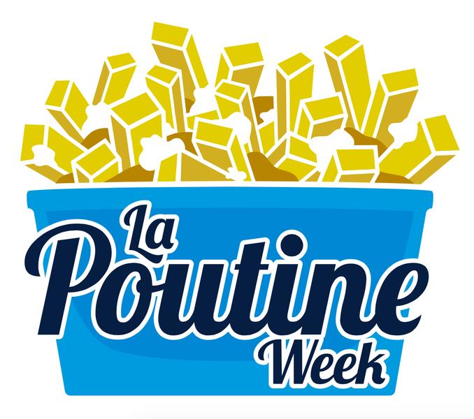 Poutine Week Logo