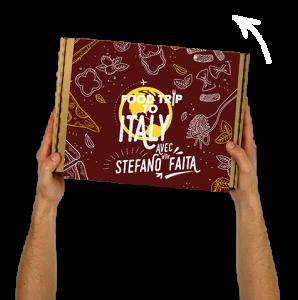 food trip to Italia