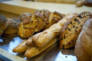 Compétition pain manger santé et vivre vert