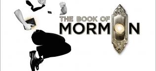 book of mormon affiche