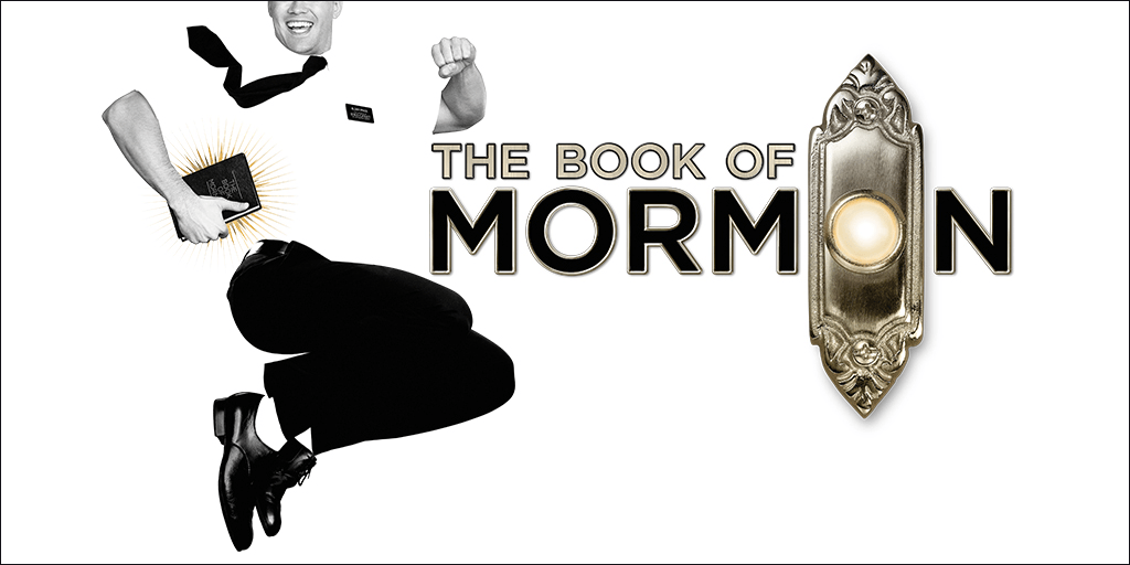 book of mormon affiche