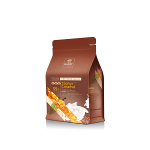 chocolat blanc caramel Zephyr Cacao Barry