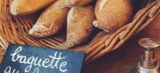 baguette levain panivore