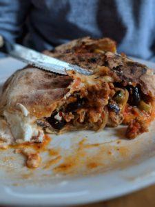 Calzone Pizzaiolle
