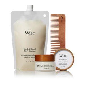 produits capillaires Wise essentiels