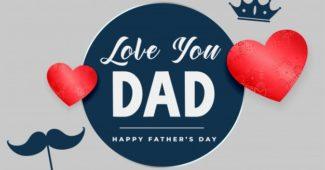 fête des pères 2019