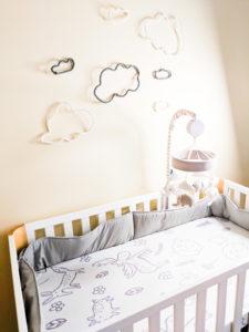 matelas bébé polysleep chambre bébé